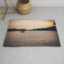 Into the Sunset Rug