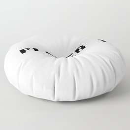 Player 1 Floor Pillow