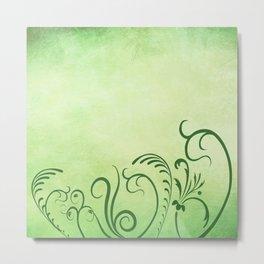 Beautiful greenery Metal Print