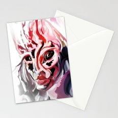 Masked Stationery Cards