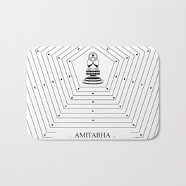 AMITABHA Bath Mat