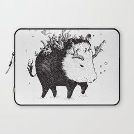 wild boar Laptop Sleeve