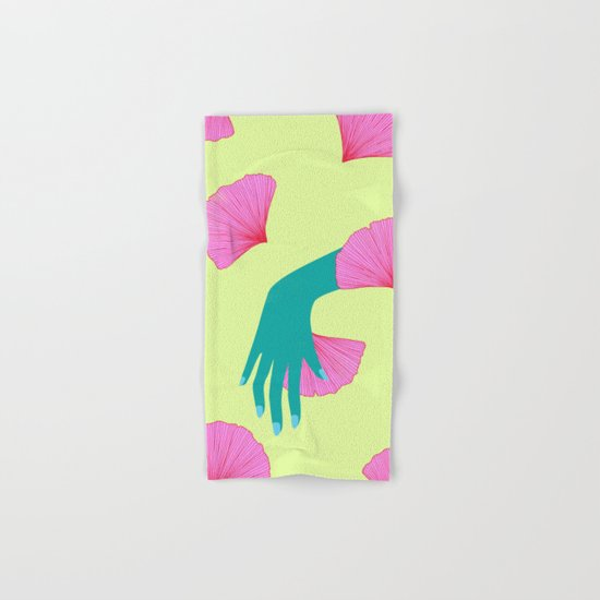 tired of indecision Hand & Bath Towel
