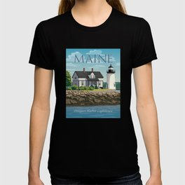 Prospect Harbor Lighthouse T-shirt