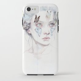 love and sacrifice iPhone Case