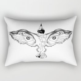 In A Dream Rectangular Pillow