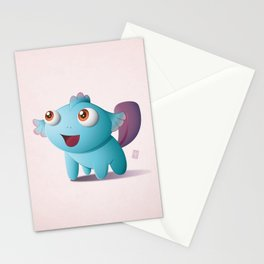 Acuatic Pet Stationery Cards