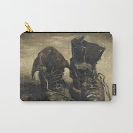 Vincent Van Gogh - A Pair of Shoes Carry-All Pouch