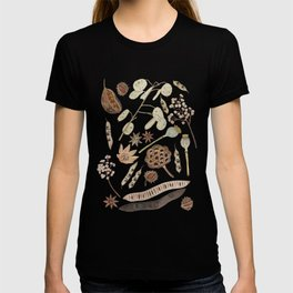 Seed Pods T-shirt