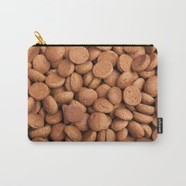 'Pepernoten' for traditional Dutch holiday 'Sinterklaas' Carry-All Pouch