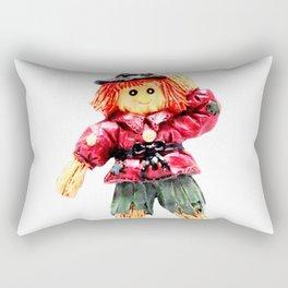 Scarecrow Rectangular Pillow