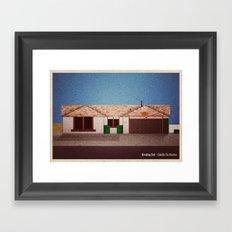 Breaking Bad - Caballo Sin Nombre Framed Art Print