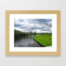 River Boyne Framed Art Print