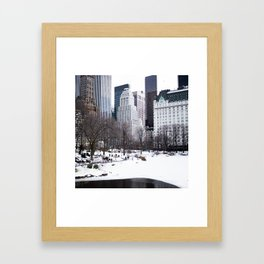 Places We Go Framed Art Print
