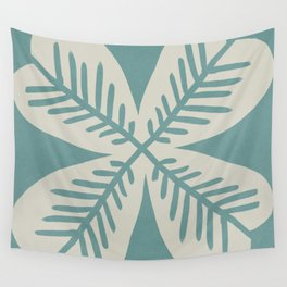 4 Leaf clover #659 Wall Tapestry