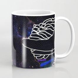 Sky Woman in black Coffee Mug
