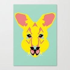 Skippy the Bush Kangaroo Canvas Print