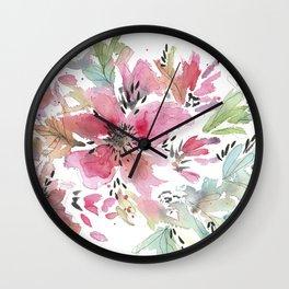 Summer Craze 2 Wall Clock