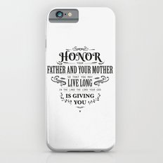 The Fifth Commandment iPhone 6s Slim Case