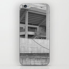 katowice stadion, texture photography, architecture iPhone Skin