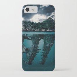 Mistry Island Secret iPhone Case