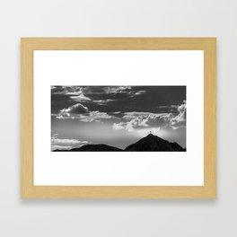 Juarez Mexico Framed Art Print