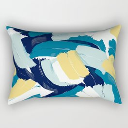 Abstract painting 111 Rectangular Pillow