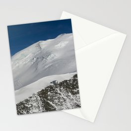 Mont Blanc . 9 Stationery Cards