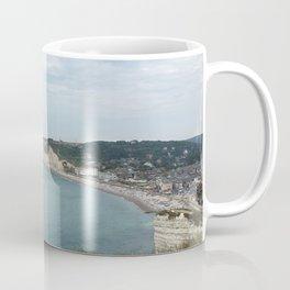 Etretat, France - Coastline Coffee Mug