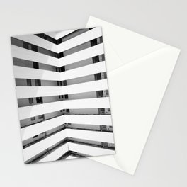 Folded Lines Stationery Cards