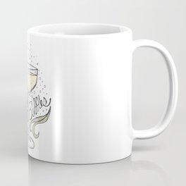 Drink More Bubbles Coffee Mug