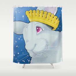 The Carrot King Shower Curtain