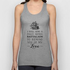 A Fully Armed Battalion Unisex Tank Top