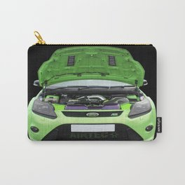 Green Focus RS Carry-All Pouch