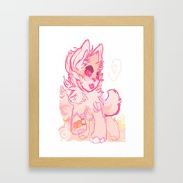 PINKO! Framed Art Print