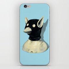 Bandit Hat iPhone & iPod Skin