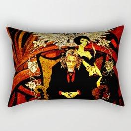 one piece legend Rectangular Pillow