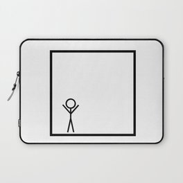 Stickman Laptop Sleeve