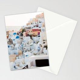 Santorini Stationery Cards