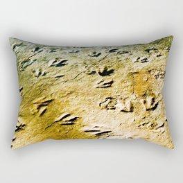 Eubrontes Giganteus Rectangular Pillow
