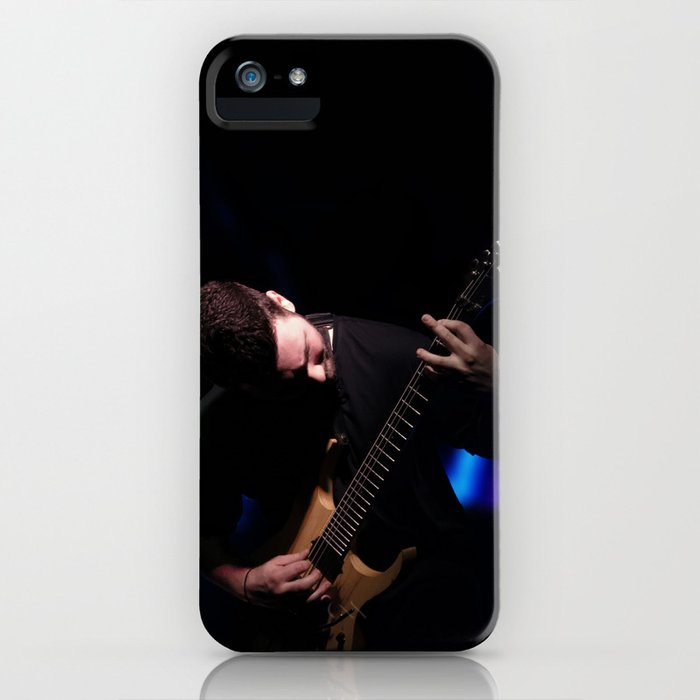Adam de Micco (Lorna Shore) iPhone Case