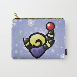 Silent Night: Slumbering Mareep Carry-All Pouch