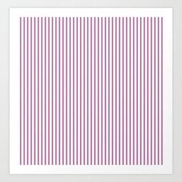 Bodacious Stripes Art Print