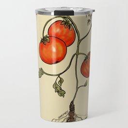 Tomato Botanical Travel Mug