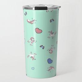 Sylveon Mint Print Travel Mug