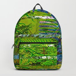 Landscape of My Heart (segment 4) Backpack