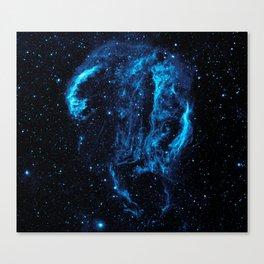 Cygnus Loop Nebula Canvas Print