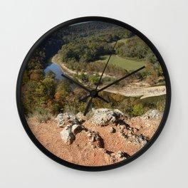 Sparrowhawk Mountain Series, No. 8 Wall Clock
