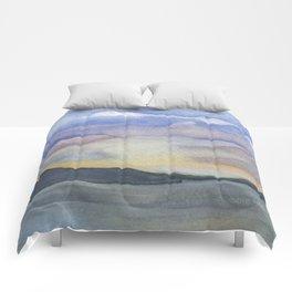 Southern Gulf Islands Comforters