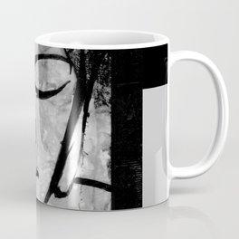Buddha Love No.53c by Kathy Morton Stanion Coffee Mug